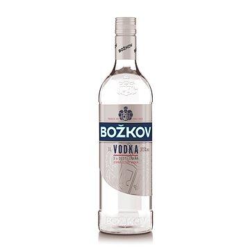 BOŽKOV Vodka 1000 ml 37,5 % (8594005010123)