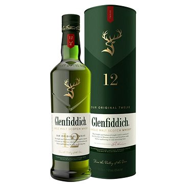 GLENFIDDICH 12y 700 ml 40% (5010327000176)
