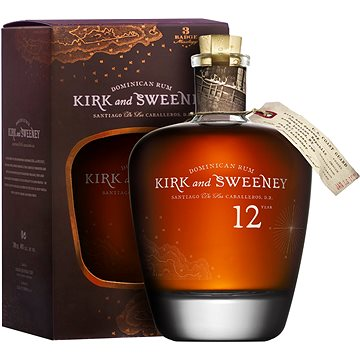 Kirk And Sweeney 12Y 0,7L 40% Gb (856442005758)