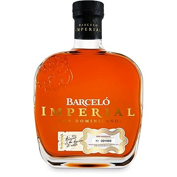 Ron Barcelo Imperial 8Y 0,7L 38% (7461323129459)