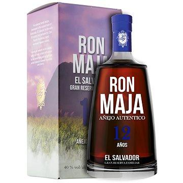 Ron Maja 12Y 0,7L 40% (7410010644010)