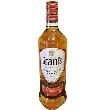 Grant's Rum Cask Finish 0,7l 40% (5010327255026)