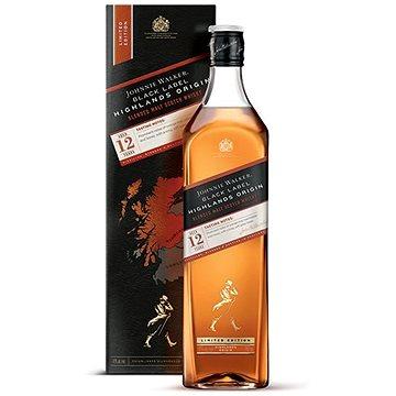 Johnnie Walker Black Label Highlands Origin 12y 1l 42% (5000267175829)