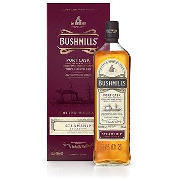 Bushmills Port Cask 0,7l 40% (5055966820112)