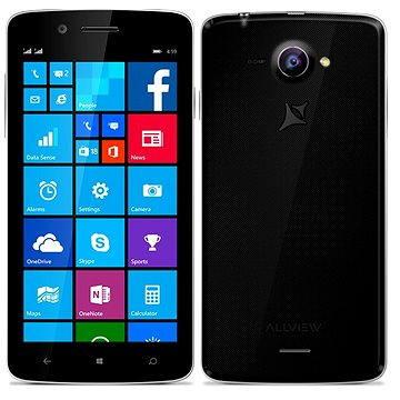 Allview W1 S Black Dual SIM (TELAVW1SBK)