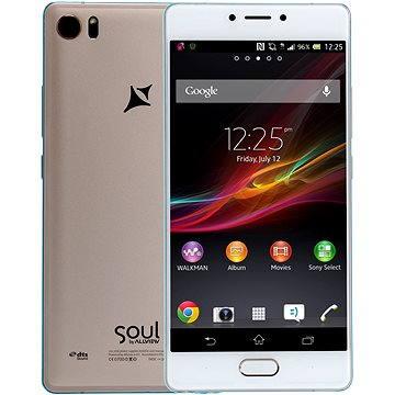 Allview X3 SOUL Pro Gold Dual SIM (TELAVX3SPROGO)