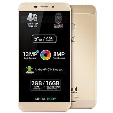 Allview X4 Soul Mini Gold (5948790012931) + ZDARMA Bezpečnostní software Kaspersky Internet Security pro Android pro 1 mobil nebo tablet na 6 měsíců (elektronická licence) Digitální předplatné Interview - SK - Roční od ALZY Digitální předplatné Týden - ro
