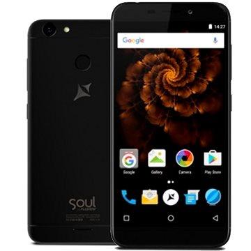 Allview X4 Soul Mini 3GB Černý (5948790013068) + ZDARMA Bezpečnostní software Kaspersky Internet Security pro Android pro 1 mobil nebo tablet na 6 měsíců (elektronická licence) Digitální předplatné Interview - SK - Roční od ALZY