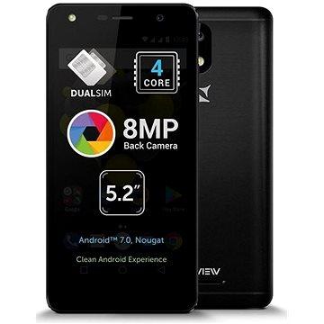 Allview A9 Lite Dual SIM Black (5948790013938) + ZDARMA Digitální předplatné PC Revue - Roční předplatné - ZDARMA
