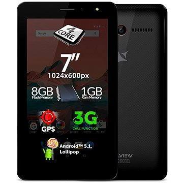 Allview AX501Q Black (TABAVAX501QBK) + ZDARMA Digitální předplatné Týden - roční