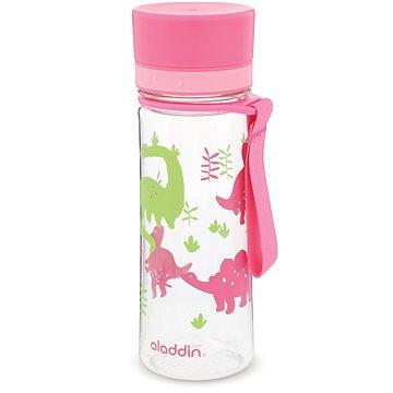 ALADDIN Moje první AVEO láhev růžová 350ml (10-01101-093)