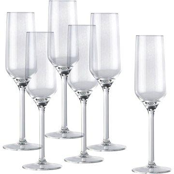 Alpina Sklenice na šampaňské 22cl - 6 kusů (8711252864280)