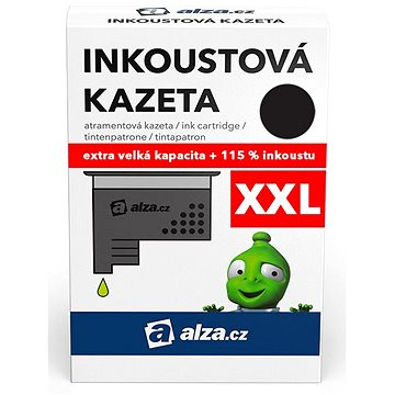 Alza CZ101AE černý pro tiskárny HP (H125)