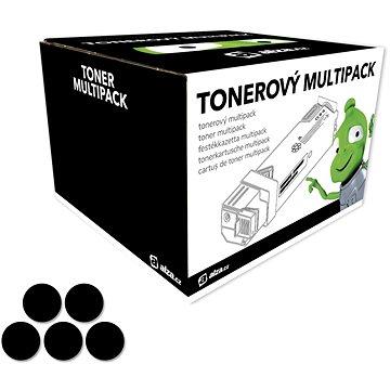 Alza Multipack černý 5ks pro tiskárny HP (77132)