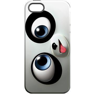 """MojePouzdro """"Vykulený"""" + ochranné sklo pro iPhone 6/6S (APP-IPH6CRA0015CAT-D)"""
