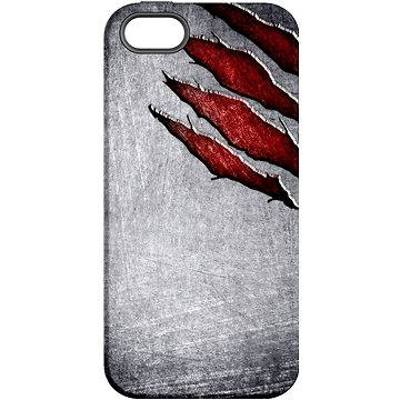 """MojePouzdro """"Lví drápy"""" + ochranné sklo pro iPhone 6/6S (APP-IPH6MET0027CAT-D)"""