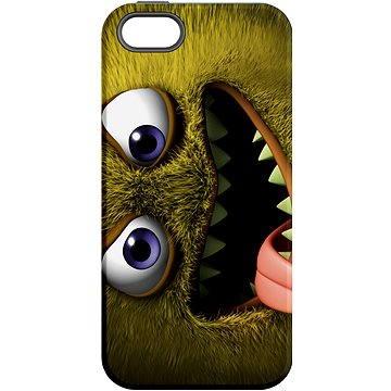 "MojePouzdro ""Šílenec"" + ochranné sklo pro iPhone 6 Plus/6S Plus (APP-IPH6PCRA0005CAT-D)"