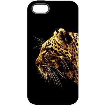 MojePouzdro Jaguár + ochranné sklo pro iPhone 6 Plus/6S Plus (APP-IPH6PFRA0024CAT-D)
