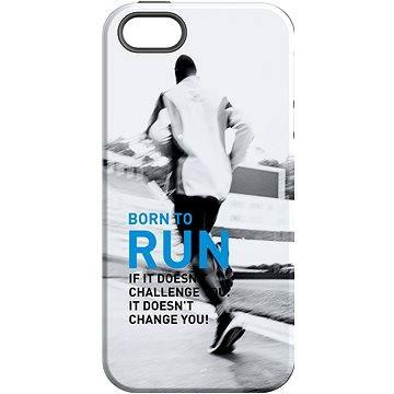 MojePouzdro Zrozen k běhu + ochranné sklo pro iPhone 7 (APP-IPH7JUR0005CAT-D)