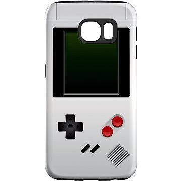 MojePouzdro Game pad + ochranné sklo pro Samsung Galaxy S7 (SAM-G930SLVS0008CAT-D)