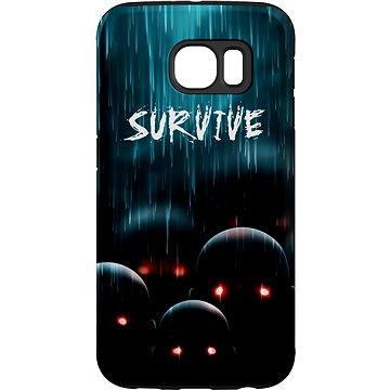 "MojePouzdro ""Zombie"" + ochranná fólie pro Samsung Galaxy S7 (SAM-G930SLVS0013CAT-D)"