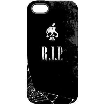 MojePouzdro R.I.P. + ochranné sklo pro iPhone 5s/SE (APP-IPH5SLVS0012CAT-D)