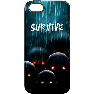 "MojePouzdro ""Zombie"" + ochranné sklo pro iPhone 5s/SE (APP-IPH5SLVS0013CAT-D)"