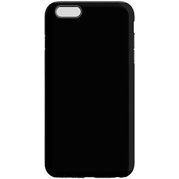 MojePouzdro Černo-černá + ochranné sklo pro iPhone 5s/SE (APP-IPH5SLVS0020CAT-D)