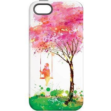 MojePouzdro Strom štěstí + ochranné sklo pro iPhone 6/6S (APP-IPH6SLVS0028CAT-D)