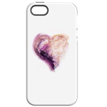 "MojePouzdro ""One Love"" + ochranné sklo pro iPhone 5s/SE (APP-IPH5SLVS0030CAT-D)"