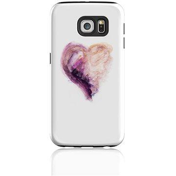 MojePouzdro One Love + ochranné sklo pro Samsung Galaxy S6 (SAM-G920SLVS0030CAT-D)