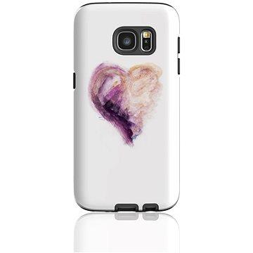 MojePouzdro One Love + ochranné sklo pro Samsung Galaxy S7 (SAM-G930SLVS0030CAT-D)