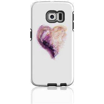 """MojePouzdro """"One Love"""" + ochranná fólie pro Samsung Galaxy S6 Edge (SAM-G925SLVS0030CAT-D)"""
