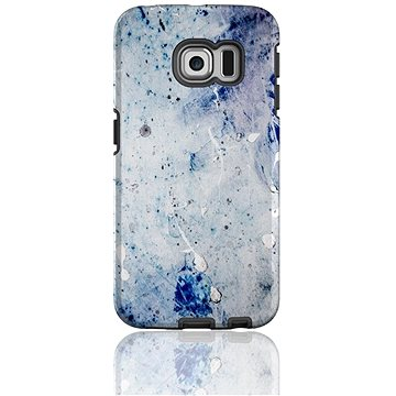 "MojePouzdro ""Povrch neznámé planety"" + ochranná fólie pro Samsung Galaxy S6 Edge (SAM-G925SLVS0032CAT-D)"
