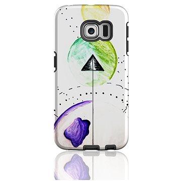 "MojePouzdro ""Směr"" + ochranná fólie pro Samsung Galaxy S6 Edge (SAM-G925SLVS0033CAT-D)"