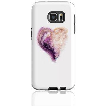 MojePouzdro One Love + ochranná fólie pro Samsung Galaxy S7 Edge (SAM-G935SLVS0030CAT-D)