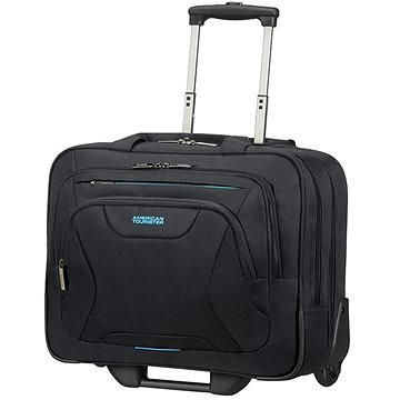 American Tourister AT WORK ROLLING TOTE 15.6 Black (33G*09006)