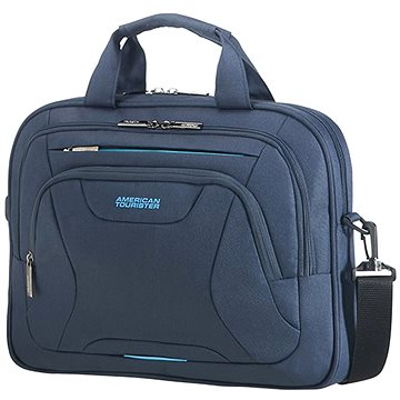 American Tourister AT WORK LAPTOP BAG 13.3-14.1 Midnight Navy (33G*41004)