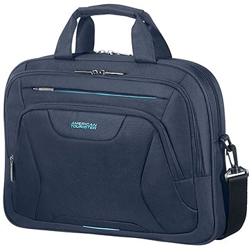 American Tourister AT WORK LAPTOP BAG 15.6 Midnight Navy (33G*41005)