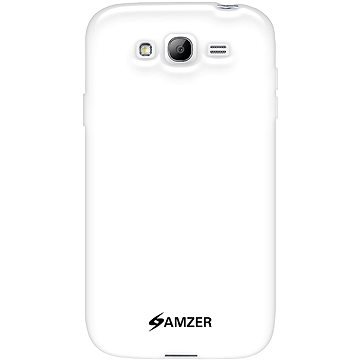 Amzer Soft Gel TPU Gloss Skin Case bílý (95606)