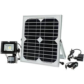 Ledino LED reflektor + solární panel (MS1LED-FLA1005IR-set)