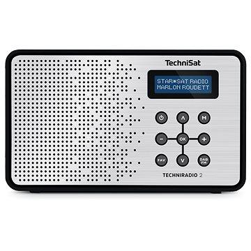 TechniSat TechniRadio 2 black/silver (V009e03)