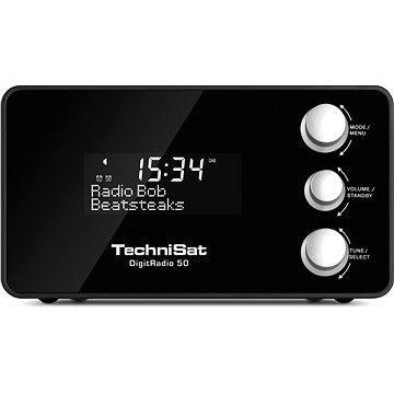 TechniSat DigitRadio 50, black (V008f)