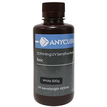 Anycubic UV resin 500ml White