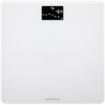 Nokia Body BMI Wi-Fi scale white (WBS06-White-All-Inter)