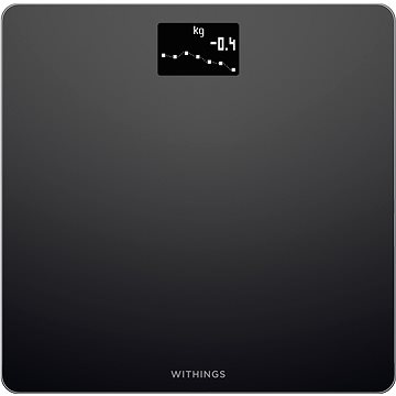 Withings Body BMI Wi-Fi scale black (WBS06-Black-All-Inter)