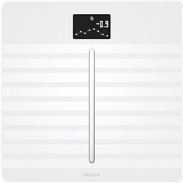 Nokia Body Cardio Full Body Composition WiFi Scale - White (WBS04-White-All-Inter)