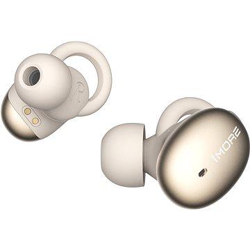 1MORE Stylish Truly Wireless Headphones (TWS) Gold (E1026BT-I-Gold)