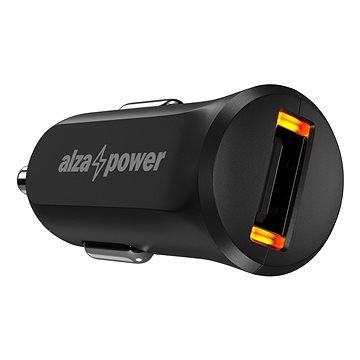 AlzaPower Car Charger S310 Černá (APW-CC1A01PB)