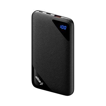 AlzaPower Source 10000mAh Quick Charge 3.0 Black (APW-PBS10CQ)